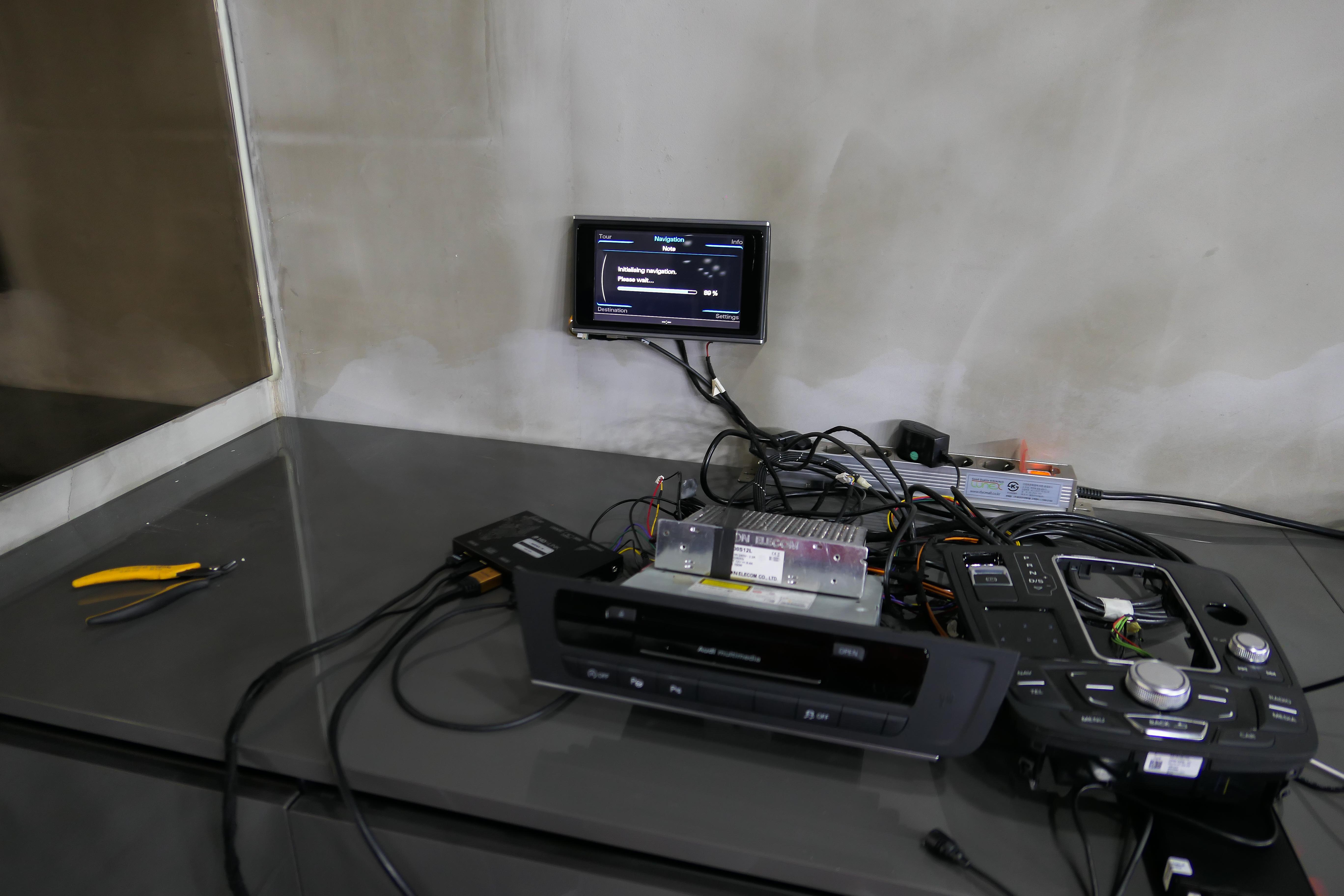 AUDI(3G MMI),BMW(NBT)Apple Car play,Android auto | INDIWORK